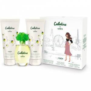 Gres Cabotine 100 Ml Edt + 200 Ml Body Lotıon + 200 Shower Gel