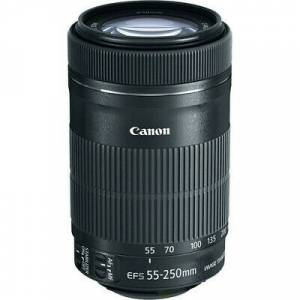 Canon EF-S 55-250mm f/4-5.6 IS STM Lens 8546B002