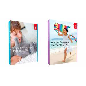 Adobe Photoshop Elements 2020 & Premiere Elements 2020 -Lisans Anahtarı - PC KEY