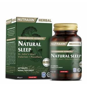 Nutraxin Naturel Sleep 60 Tablet