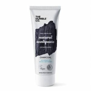 Humble Co Natural Charcoal Toothpaste 75ml