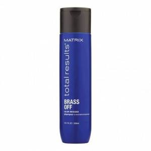Matrix Total Results Brass Off Color Obsessed Shampoo 300 Ml