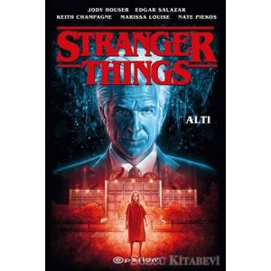Stranger Things: Altı/Jody Houser