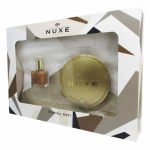 Nuxe Poudre Eclat 25g + Huile Prodigieuse OR 10ml Kofre