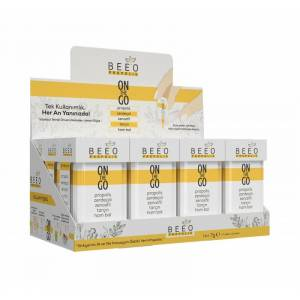Beeo Bee'o Propolis On The Go 7gr x 12 Adet