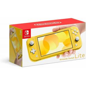 Nintendo Switch Lite - Sarı