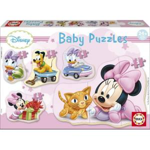 Educa Minnie Mouse Baby Puzzle