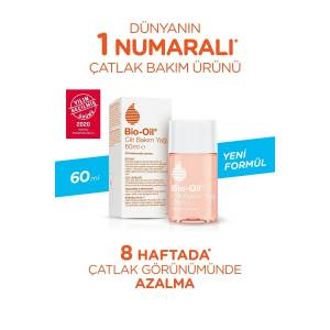 BIO-OIL Cilt Bakim Yagi 60 ml