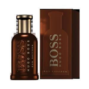Hugo Boss Bottled Oud Saffron Edp 100 Ml