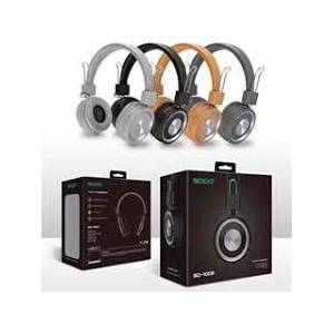SODO SD-1002 BLUETOOTH MİKROFONLU KULAKLIK & SPEAKER BLUETOOTH + SD KART + RADİO