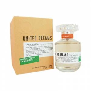 Benetton Dreams Stay Positive EDT 80 ML Kadın Parfümü