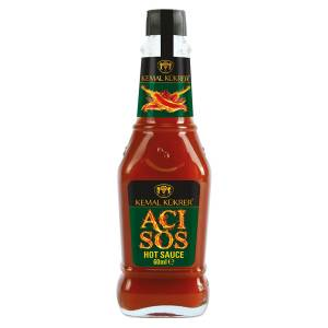 Kemal Kükrer Acı Sos Hot Sauce 60 Ml