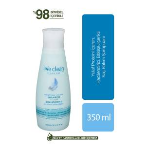 LIVE CLEAN CLEAN AIR SAÇ BAKIM ŞAMPUANI 350ML