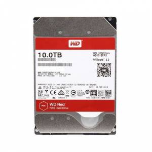 WD RED 3,5 10TB 256mb 7/24-NAS-SERVER (WD101EFAX) HDD