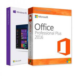 Ms Office 2016 Pro Plus + WİNDOWS 10 PRO PRODUCT KEY MLTLNG X32/64
