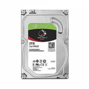 Seagate 2TB IronWolf 3.5 5900RPM 64MB NAS HDD Harddisk