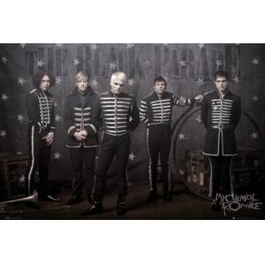 MY CHEMICAL ROMANCE MAXI POSTER İTHAL