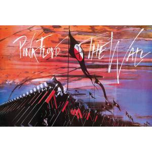 PINK FLOYD THE WALL HAMMERS MAXI POSTER İTHAL