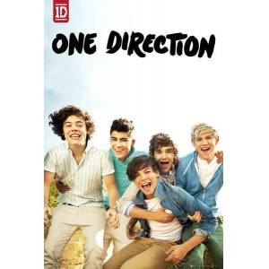 ONE DIRECTION ALBUM MAXI POSTER İTHAL