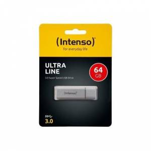 Intenso Ultra Line 64 GB Usb 3.0 Flash Bellek INTNS-64GB