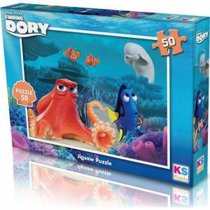 Ks Games Dory Puzzle 50'li - NM709