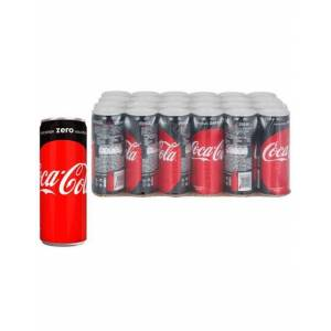 Coca Cola Zero 200 ml x 24 Adet