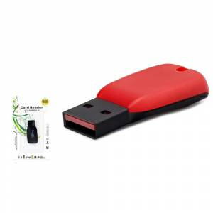 Micro SD Kart Okuyucu USB 2.0 Flash Bellek HD156