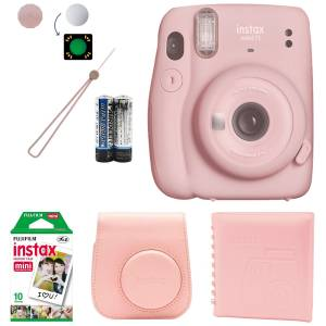 Fujifilm İnstax Mini 11 Fotoğraf Makinesi (Full Set 10 lu)