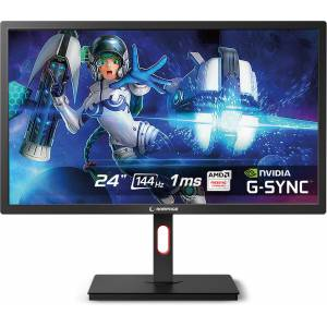 Rampage RM-244 FLASH 24 FullHD 1ms 144Hz G-SYNC FREESYNC HDMI DP LED Gaming Oyuncu Monitörü