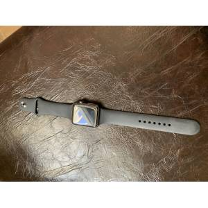 apple watch series 3 42mm siyah