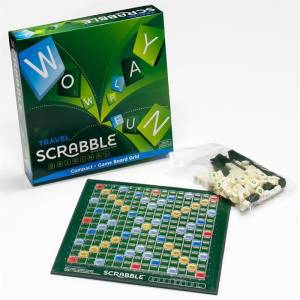 Mattel Scrabble Travel - CJT14