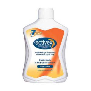 Activex AntiBakteriyel Sıvı Sabun- Aktif Korum 300 ml