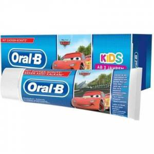 Oral-B Stages Çocuk Diş Macunu 75 ML CARS