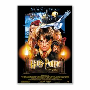 Harry Potter and the Sorcerers Stone Afiş