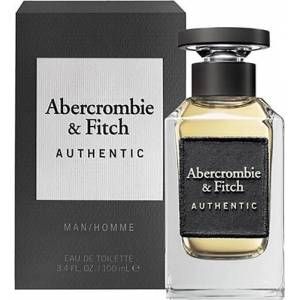 Abercrombie & Fitch Authentic Edt 100 ml Erkek Parfüm