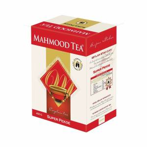 Mahmood Tea Super Pekoe 400 Gr