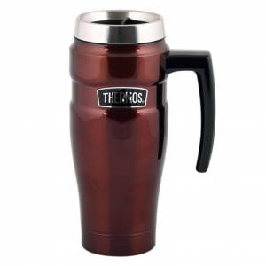 Thermos Stainless Çelik Travel Mug Termos 470 ml Copper