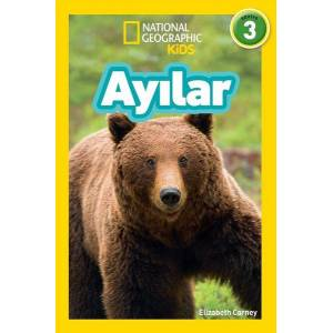 National Graphic Kids-Ayılar 3.Seviye  Beta Kids