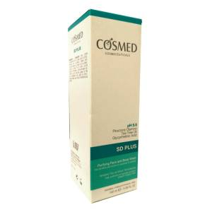 Cosmed SD Plus Purifying Face and Body Wash 100 ml