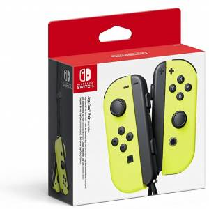 Nintendo Switch JoyCon Oyun Kolu Controller Neon Yellow Joy-Con