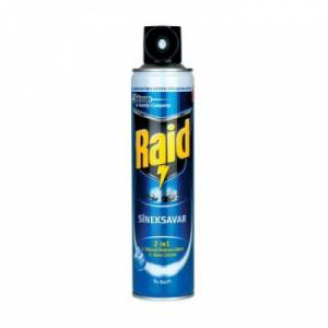 Raid 2 in 1 Sineksavar Sprey 300 ML