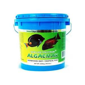 New Life Spectrum Algae Max 1mm 50gr Açık