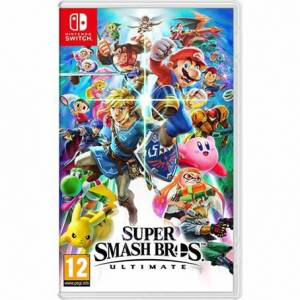 Super Smash Bros Ultimate Nintendo Switch Distribütör Ürünü