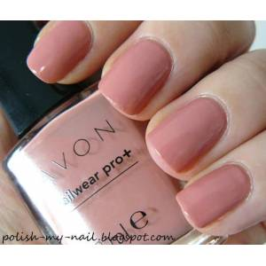AVON NAILWEAR PRO OJE 10 ML - Perfectly Flesh (NUDE RENK)