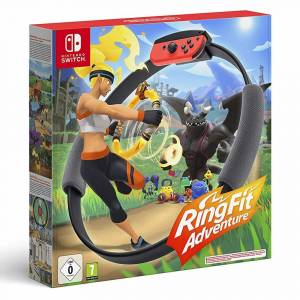 Ring Fit Adventure Nintendo Switch Resmi Distribütör Ürünü
