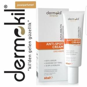 Dermokil Anti Spot Cream Leke Kremi 60ml
