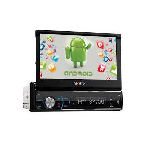 Newfron NF-U1A 7 Indash Usb Bluetooth Android Google Play Oto Teyp