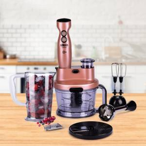 STILEVS LIMITLESS EL BLENDER SET ROSE