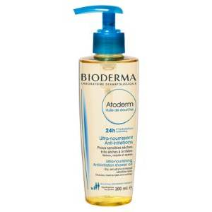Bioderma Atoderm Huile Douche Shower Oil Duş Yağı 200 ml