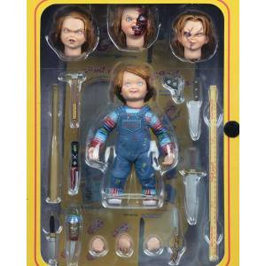 NECA Child's Play Ultimate Chucky Figür